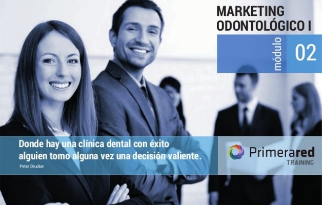 Curso marketing dental